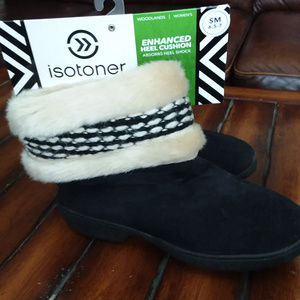 isotoner Shoes - Isotoner Boot Slip ons